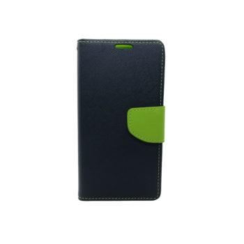 Θήκη Fancy για LG Κ10 Μπλε-Πράσινο