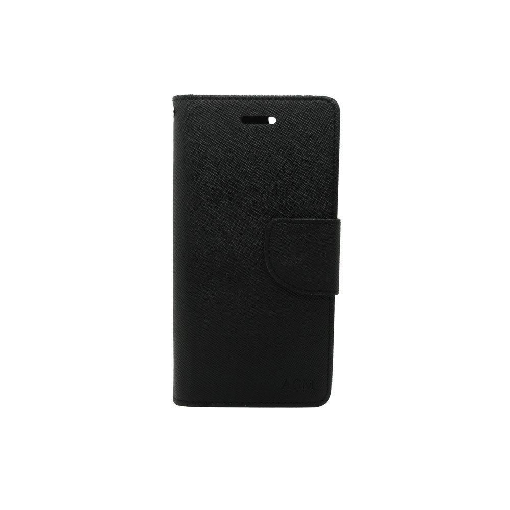 Θήκη Fancy Huawei PSmart Plus(2019) Μαύρο