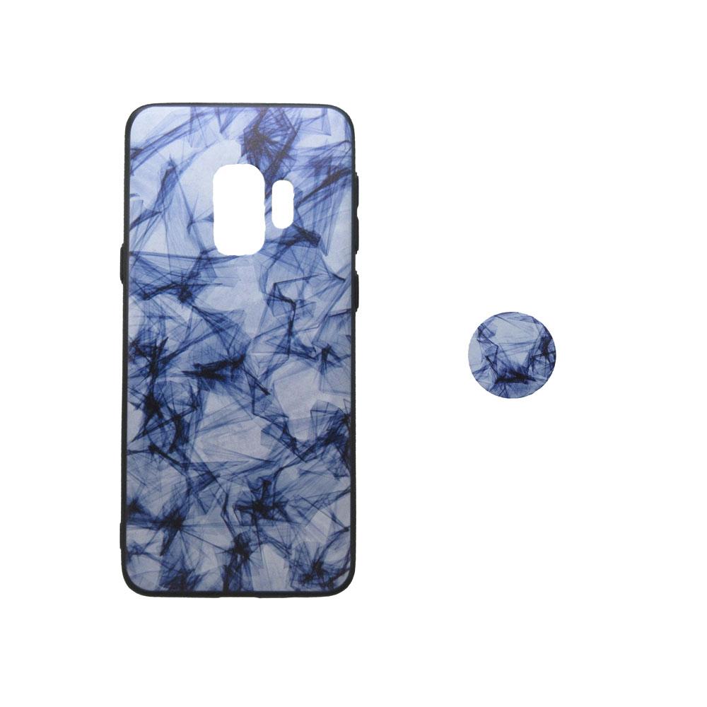 Αρχική σελίδα   Shop   SAMSUNG   Galaxy S9   Θήκη Blue Line Effect με Pop  Socket Stand για Samsung Galaxy S9 a7b88a4a100