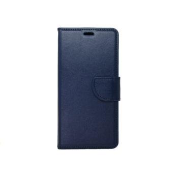 Thiki Portofoli gia Xiaomi Redmi Note 8 Pro Skouro Ble