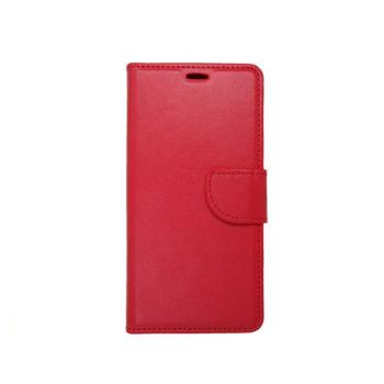 Θήκη Πορτοφόλι IPhone XS Max Κόκκινο