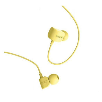 earphone-remax-rm-502-κίτρινα