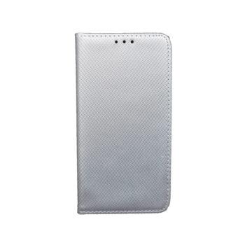 θήκη-smart-magnet-για-ζτε-blade-v7-lite-ασημί-μεταλλικό