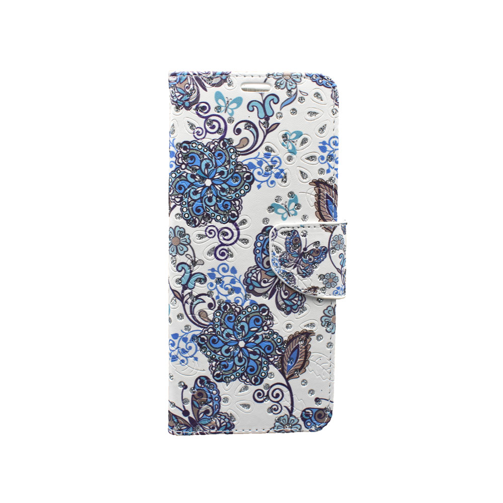 Θήκη Σχέδιο Στρας Samsung A71 Λουλούδια