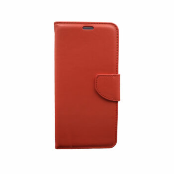 Thiki Portofoli gia Xiaomi Redmi Note 9 Kokkino