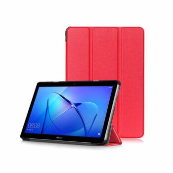 OEM Thiki Tablet Tri-fold Gia Huawei Mediapad T5 10″ Kokkino