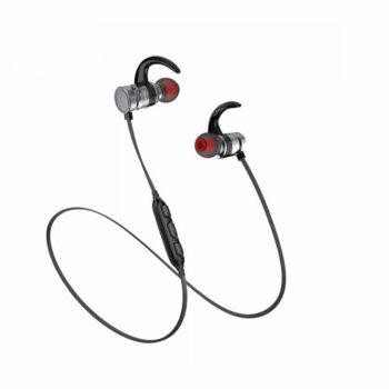Awei AK4 In-ear Asyrmata Magnitika Akoustika Bluetooth Wireless Gkri