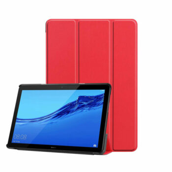 OEM Thiki Tablet Tri-fold Gia Huawei Matepad T8 8 Kokkino