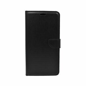 Thiki Portofoli gia Huawei P Smart (2021) Mavro