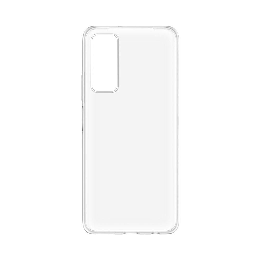 Thiki Silikonis gia Huawei P Smart (2021) Diafani