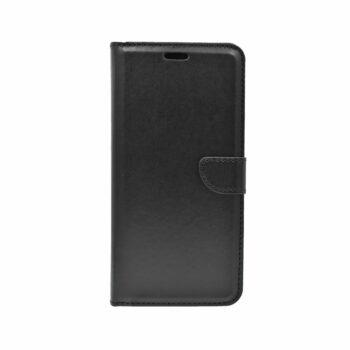 Thiki Portofoli gia Samsung Galaxy A32 4G Mavro