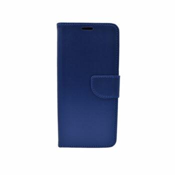 Thiki Portofoli gia Xiaomi Redmi Note 9 Skouro Ble