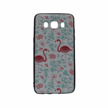 OEM Thiki Me Schedio Flaminnko gia Samsung Galaxy J5 (2016)