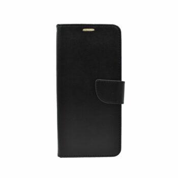 Thiki Portofoli gia Samsung Galaxy A71 Mavro